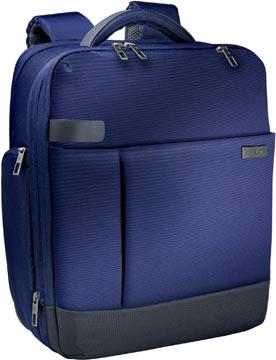 Leitz Rugzak SmartTravel 15,6 inch, blauw