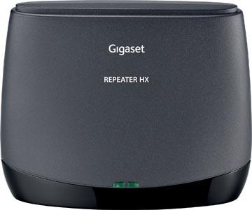 Gigaset Repeater, double la portée de votre telephone DECT