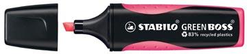 STABILO GREENBOSS markeerstift, roze