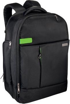 Leitz Rugzak SmartTravel 17,3 inch, zwart