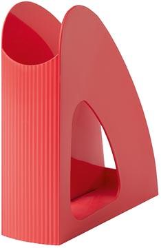 Han Re-Loop tijdschriftenhouder, voor ft A4, rood