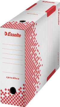 Esselte archiefdoos Speedbox 100, rug van 10 cm