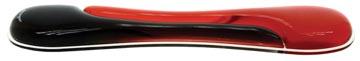 Kensington Duo Gel Polssteunen rood/zwart