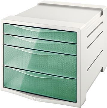 Esselte ladenblok Colour'Ice 4 laden, groen