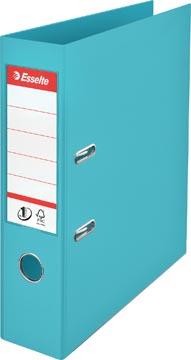 Esselte classeur à levier Colour'Ice No. 1 A4, en PP, dos de 7,5 cm, bleu