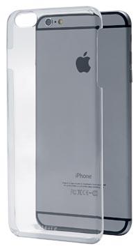Leitz Complete case voor Apple iPhone 6 Plus, transparant