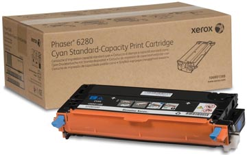 Xerox Toner cyan - 2200 pages - 106R01388