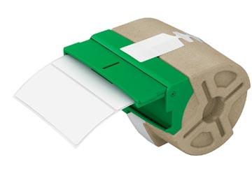 Leitz Icon labelcartridge met gestanste grote adreslabels, ft 36 x 88 mm, 600 labels