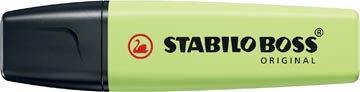 STABILO BOSS ORIGINAL Pastel surligneur, dash of lime (limon)