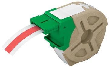 Leitz Icon labelcartridge plastic, voor labels tot 12 mm breed, rood