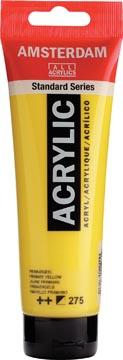 Talens acrylverf Amsterdam primair geel
