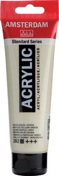 Amsterdam acrylverf, tube van 120 ml, Napelsgeel groen