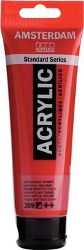 Talens acrylverf Amsterdam naftolrood Donker