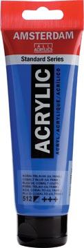 Talens acrylverf Amsterdam kobaltblauw (ultramarijn)
