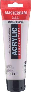 Amsterdam acrylverf, tube van 120 ml, Parelviolet