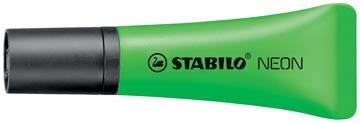 STABILO NEON markeerstift, groen