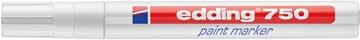 Edding Paint Marker e-750, wit