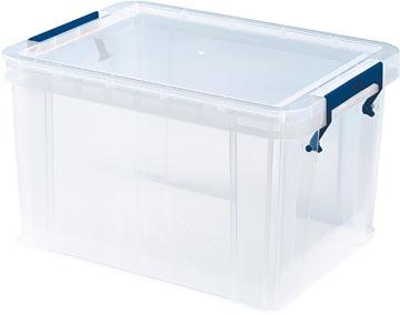 Bankers Box boîte de rangement ProStore 5 litres, transparent