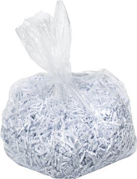 Leitz IQ sacs pour destructeurs 20-40 l, paquet de 100 sacs