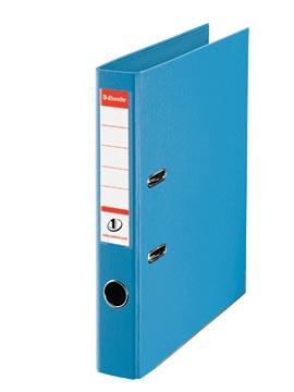 Esselte classeur à levier Power N°1 bleu clair, dos de 5 cm