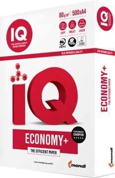 IQ Economy+ papier d'impression ft A3, 80 g, paquet de 500 feuilles