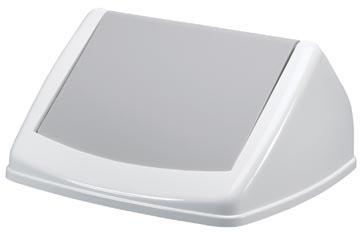 Durable couvercle Durabin Fliplid 40 litre, gris