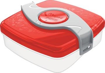 Maped Picnik Origins lunchtrommel, 520 ml, rood