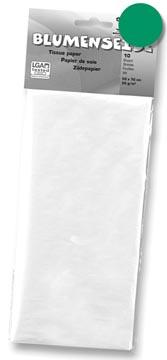 Folia papier de soie vert foncé