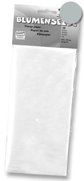 Folia papier de soie argent