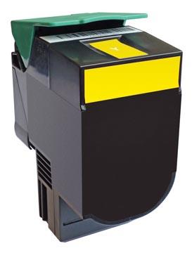 Kineon toner geel 2000 pagina's voor Lexmark - OEM: C540H1YG