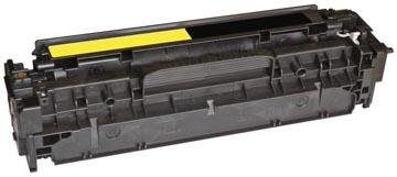 Kineon toner geel 2600 pagina's voor HP - OEM: CE412A