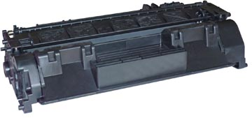 Kineon toner zwart 2700 pagina's voor HP - OEM: CF280A