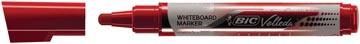 Bic Whiteboardmarker Liquid Ink Tank rood