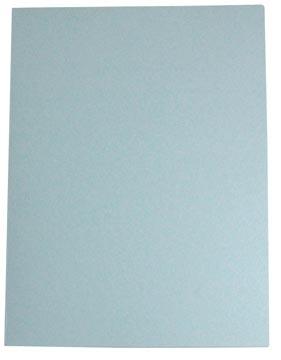 Pergamy dossiermap grijs, pak van 100