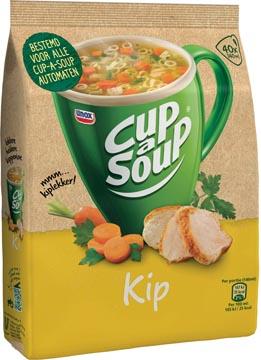 Cup-a-soup kip, voor automaten, 40 porties