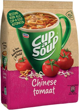 Cup-a-soup tomate chinoise, pour automates, 40 portions