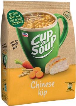 Cup-a-soup poulet chinoise, pour automates, 40 portions