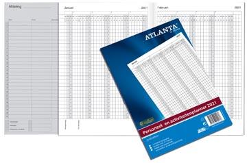 Atlanta by Jalema planning personnel et activités 2021