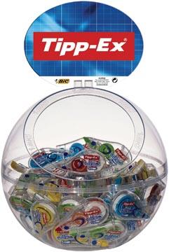 Tipp-Ex Mini Pocket Mouse Fashion, bubble met 40 stuks