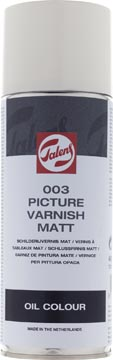 Talens vernis tableaux mat, spray de 400 ml