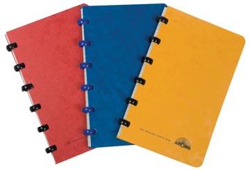 Atoma Classic notitieboekje, ft 10 x 16,5 cm, kartonnen kaft, geassorteerde kleuren