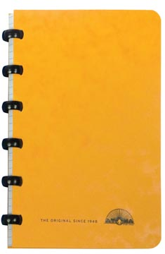 Atoma carnet de notes ft 9,5 x 14 cm