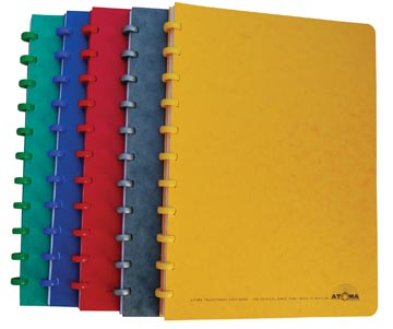 Atoma cahier de coupe, ft 16,5 x 21 cm, 144 pages, quadrillé commercial