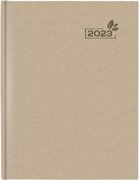 Aurora agenda Universe Eco, couleurs assorties, 2022