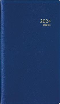 Brepols Notaplan Genova 6 langues, bleu 2022
