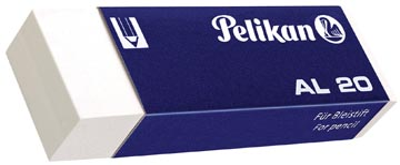 Pelikan gomme AL, boîte de 20 pièces