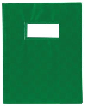 schriftomslagen groen