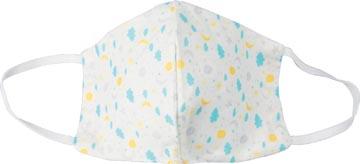 Masque lavable, motif sweat dreams, taille: enfants, paquet de 5 pièces