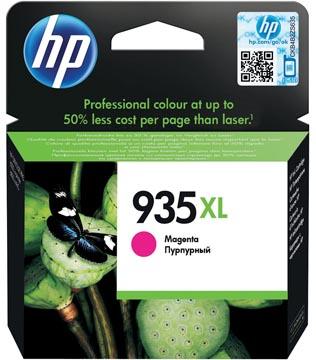 HP inktcartridge 935XL, 825 pagina's, OEM C2P25AE, magenta