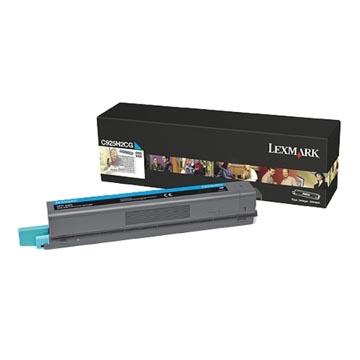 Lexmark Kit toner cyan - 7500 pages - C925H2CG